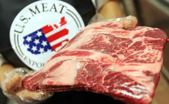 Mỹ đạt thỏa thuận bán thịt bò sang châu Âu