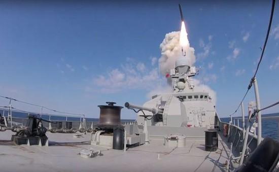 Nga phóng thử tên lửa hành trình Kalibr