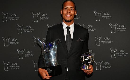 """""""Khi còn C.Ronaldo - Messi, Van Dijk không xứng với danh hiệu Cầu thủ xuất sắc nhất"""""""