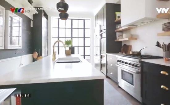 Gợi ý 4 xu hướng tủ bếp hiện đại năm 2019
