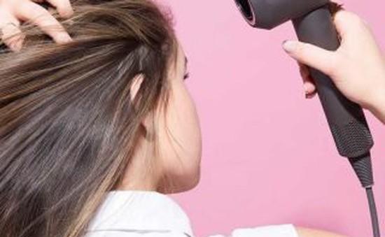 Bí quyết sấy để tóc phồng và suôn mượt