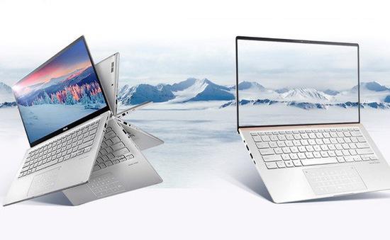 Asus ra mắt bộ đôi laptop Zenbook UM433 và Flip 14 UM462
