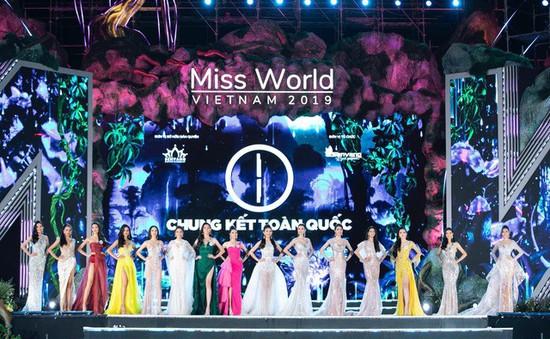 Xem lại chung kết Hoa hậu thế giới Việt Nam 2019 trên VTV News