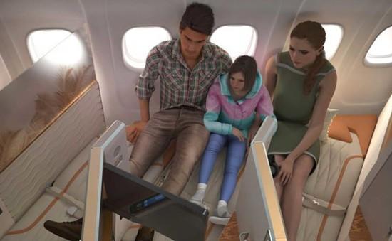 AirGo Galaxy - Ghế hạng thương gia siêu tiết kiệm không gian