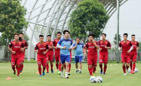 ĐT U22 Việt Nam tập trung ngắn hạn đợt đầu tiên của tháng 8 với 28 cầu thủ
