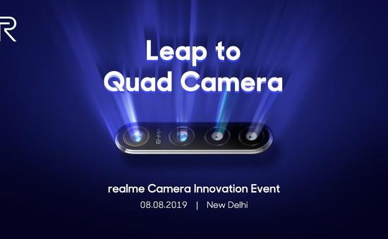 Sắp ra mắt smartphone đầu tiên trang bị camera 64 MP