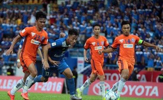 Than Quảng Ninh – SHB Đà Nẵng: Trận đấu top 3 (18h00 hôm nay trực tiếp trên VTV5)