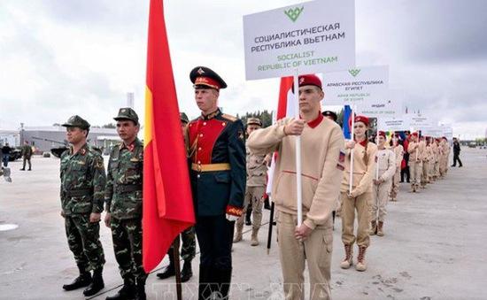 Việt Nam tham dự hội thao quân sự quốc tế Army Games 2019