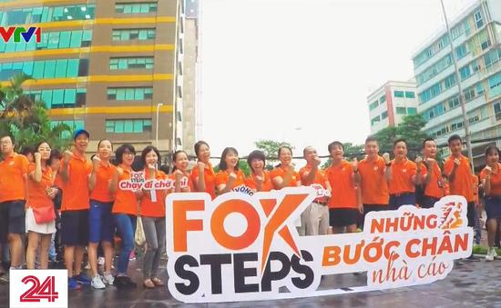 10.000 nhân viên FPT Telecom đi bộ gây quy xây sân chơi cho trẻ em