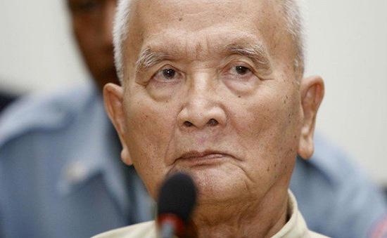 Cựu thủ lĩnh Khmer Đỏ Noun Chea qua đời ở tuổi 93