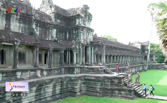 Angkor Wat - Sắc màu thời gian