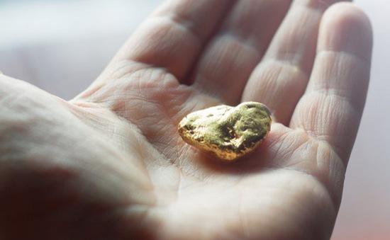 Phát hiện cấu trúc mới của vàng chỉ tồn tại ở điều kiện đặc biệt