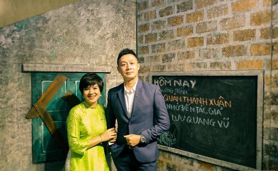 Ký ức kịch Lưu Quang Vũ rưng rưng trong Quán thanh xuân tháng 8