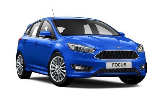 Ford Việt Nam dừng sản xuất mẫu xe Ford Focus