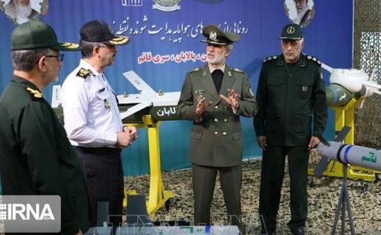 Iran công bố 3 loại tên lửa mới