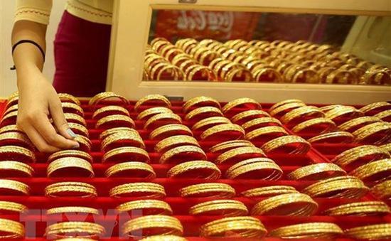 Giá vàng tiến sát mốc 41 triệu đồng/lượng