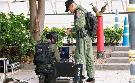 Thái Lan phát hiện thêm bom và bắt giữ nhiều nghi phạm khủng bố