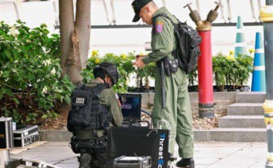 Thái Lan truy tìm nghi can đánh bom ở Bangkok