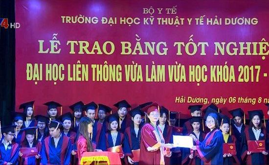 36 cử nhân đầu tiên tốt nghiệp Hoạt động trị liệu