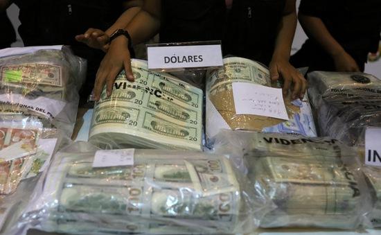 Peru thu giữ 20 triệu USD giả