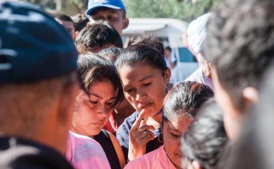 Mỹ bắt giữ gần 700 trăm người di cư bất hợp pháp