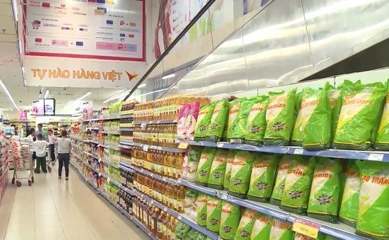 Hàng Việt áp đảo tại các hệ thống phân phối lớn