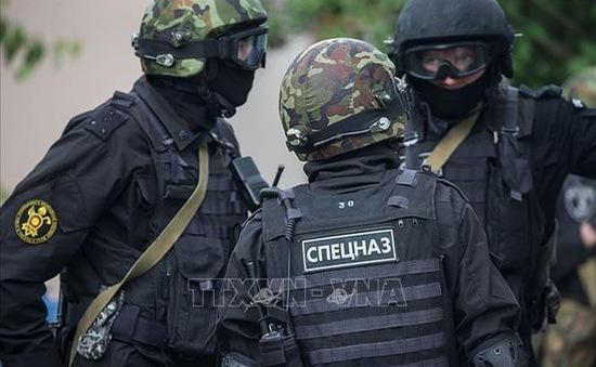 Lực lượng an ninh Nga tiêu diệt phần tử khủng bố