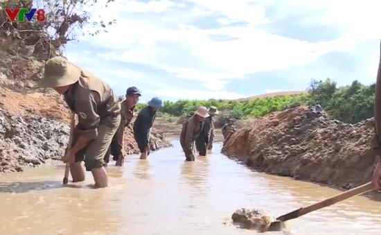 Quảng Trị ngăn sông giữ nước sinh hoạt