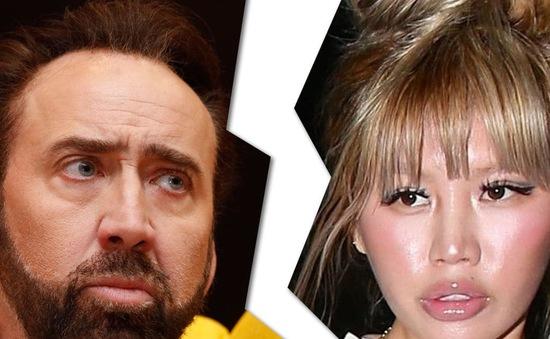Nicolas Cage đau lòng về cuộc hôn nhân 4 ngày