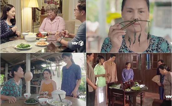 Những nàng dâu vào bếp... siêu vụng về trên màn ảnh Việt