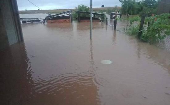 Tây Nguyên, Nam Bộ tiếp tục có mưa lớn