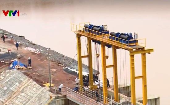 Đăk Nông: Sẽ nổ mìn phá đập thủy điện xả lũ nếu nước tiếp tục dâng cao