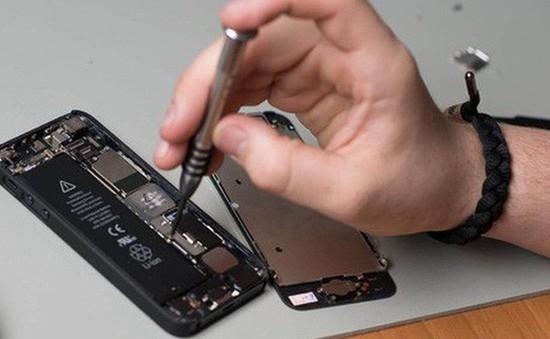 """Apple siết chặt việc thay pin """"lô"""" trên các Iphone đời mới"""