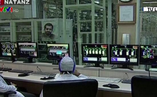 Iran tiếp tục làm giàu Uranium