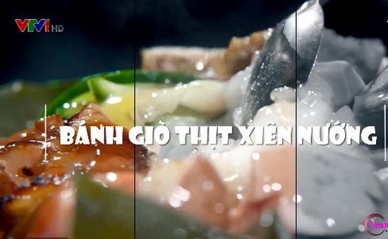 Thưởng thức bánh giò thịt nướng siêu ngon tại Hà Nội