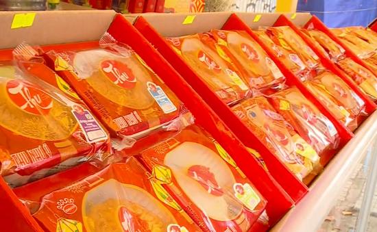 Bánh Trung thu giảm giá sâu