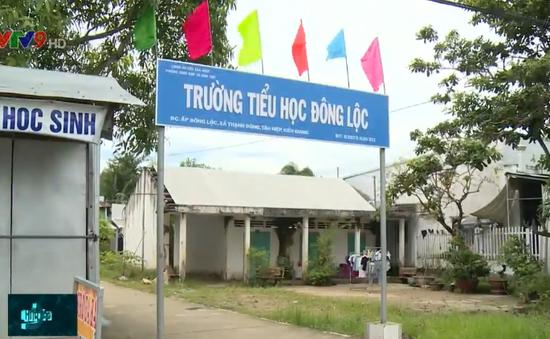 Làm rõ thông tin người lạ nghi bắt cóc học sinh ở Kiên Giang