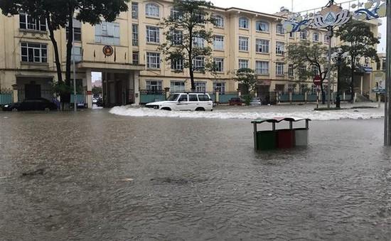 8 người thương vong do mưa to, lũ lớn ở Bắc Bộ