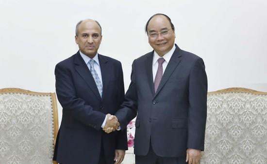 Thủ tướng Nguyễn Xuân Phúc tiếp Đại sứ Saudi Arabia