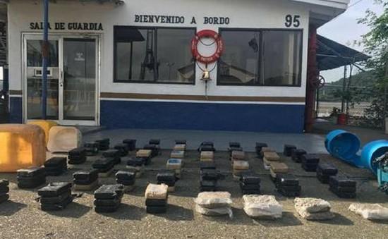 Phát hiện và thu giữ 1,7 tấn ma túy tại Panama