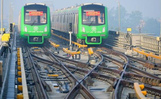 Bộ Giao thông vận tải cam kết đường sắt Cát Linh - Hà Đông an toàn tuyệt đối