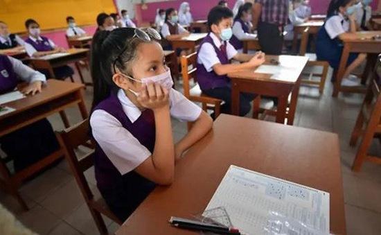 Malaysia đóng cửa 400 trường học vì khói mù