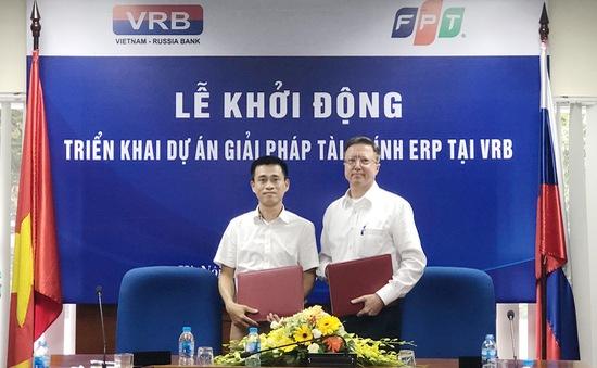Ngân hàng Liên doanh Việt – Nga triển khai giải pháp tài chính ERP của DN Việt