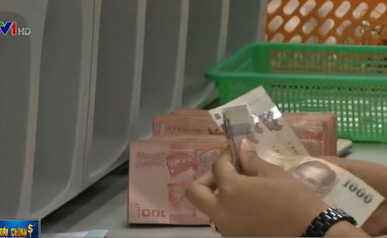 Đồng Baht Thái tăng giá mạnh bất ngờ trong năm nay