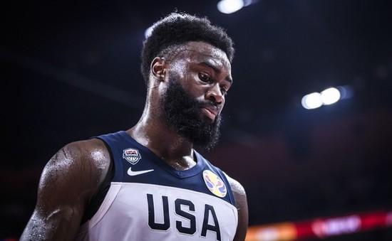 Đội tuyển Mỹ dừng bước tại tứ kết FIBA World Cup 2019