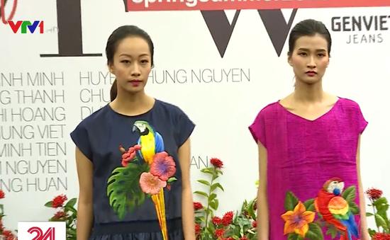 Khai mạc Tuần lễ thời trang Xuân - Hè Việt Nam 2020