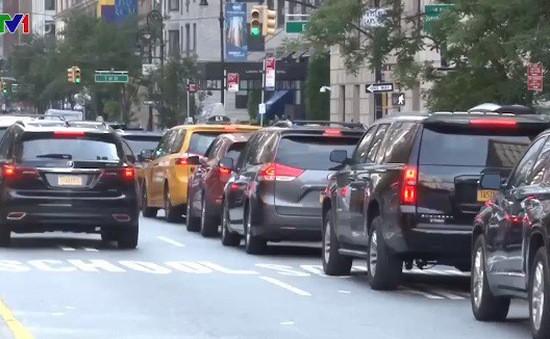 Mỹ: Thượng viện bang Califonia thông qua dự luật về chế độ phúc lợi cho lái xe công nghệ
