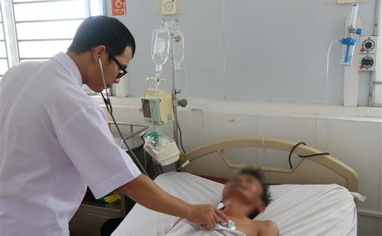 Hà Tĩnh: Phát hiện một người mắc bệnh Whitmore nguy kịch