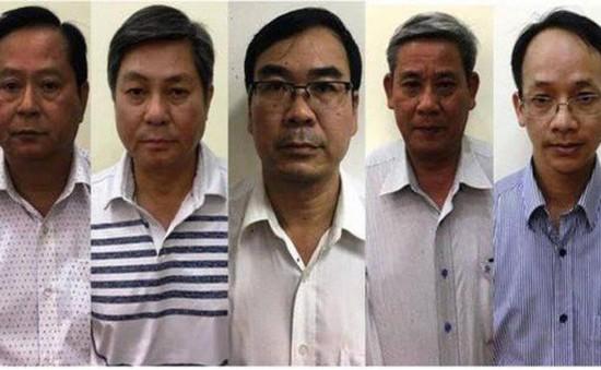Nguyên Phó Chủ tịch UBND TP.HCM Nguyễn Hữu Tín bị truy tố khung từ 10-20 năm tù