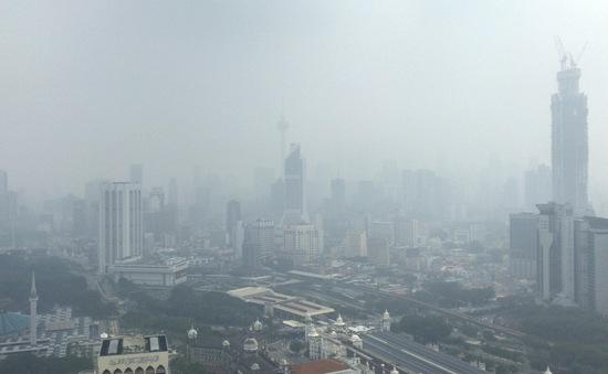 Đông Nam Á báo động ô nhiễm không khí cho cháy rừng